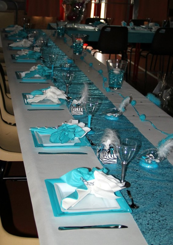 Mariage c to for Nappe centre de table