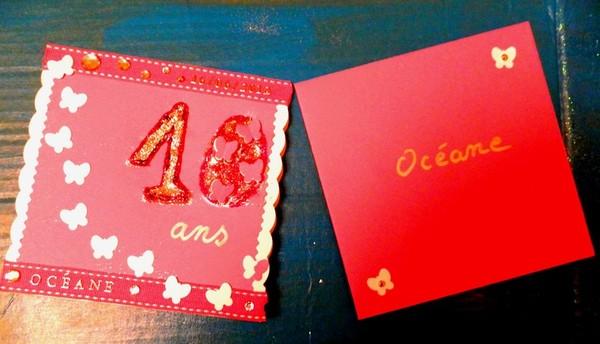 Carte Anniversaire Fille 10 Ans